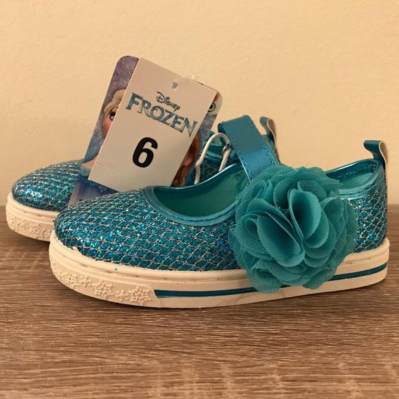 2b9f496aaff5 Disney Shoes | Frozen Glitter Baby Girl Mary Janes | Poshmark